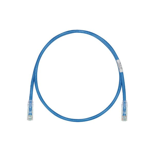 CABLE DE PARCHEO PANDUIT UTPSP1BUY 0 3 M RJ-45 RJ-45 AZUL
