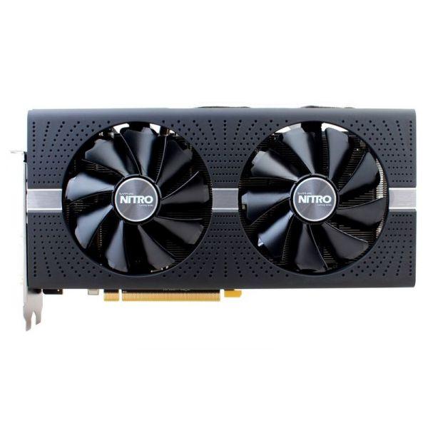 TARJETA DE VIDEO SAPPHIRE NITRO+ RX-580 4GB GDDR5 11265-07-20G AMD