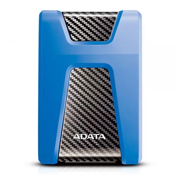 DISCO DURO EXTERNO ADATA HD650 2000 GB USB 3.1 2.5 AZUL