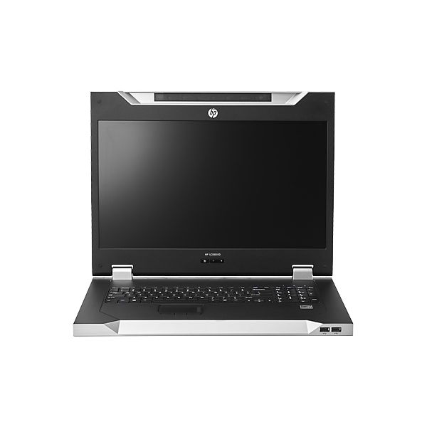 KIT CONSOLA MONTAJE EN RACK HPE LCD8500 1U INTL AF644A