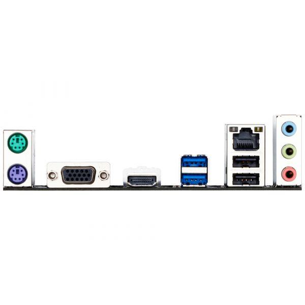 TARJETA MADRE GIGABYTE GA-H110M-H 2DDR4 VGA/HDMI SOCKET 1151