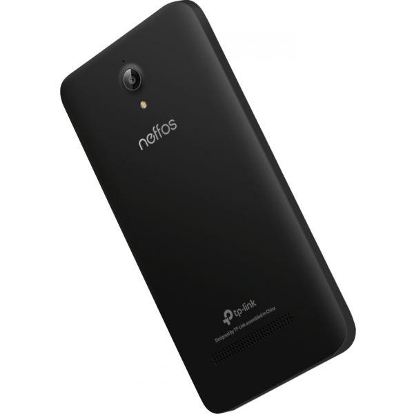 SMARTPHONE TP-LINK Y5S - 5 PULGADAS, QUALCOMM, 2 GB, GRIS, ANDROID 7.1