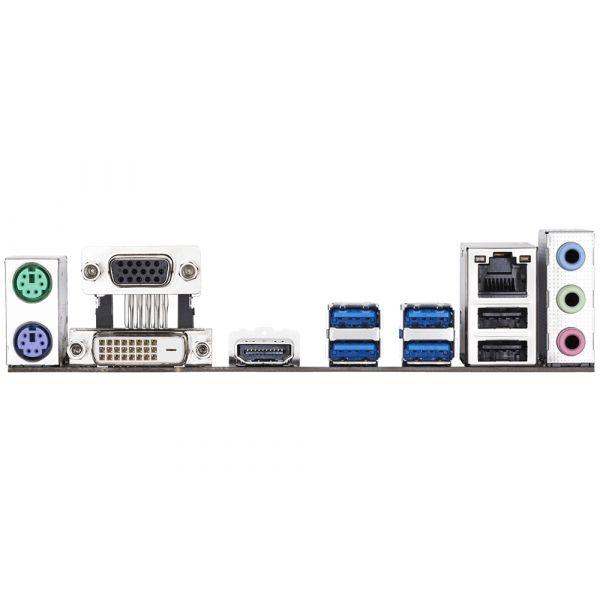 TARJETA MADRE GIGABYTE GA-A320M-S2H V2 MICROATX USB 3.0 2xDDR4