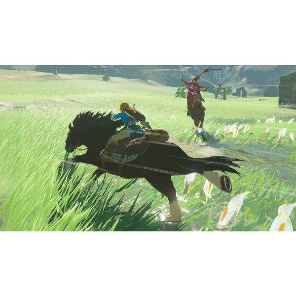 THE LEGEND OF ZELDA: BREATH OF THE WILD NINTENDO SWITCH 45496590420