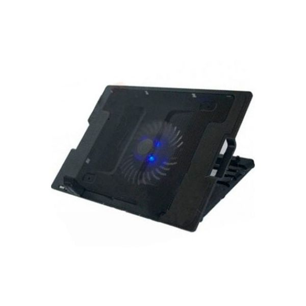 BASE ENFRIADORA BROBOTIX UNIVERSAL COLOR NEGRO USB