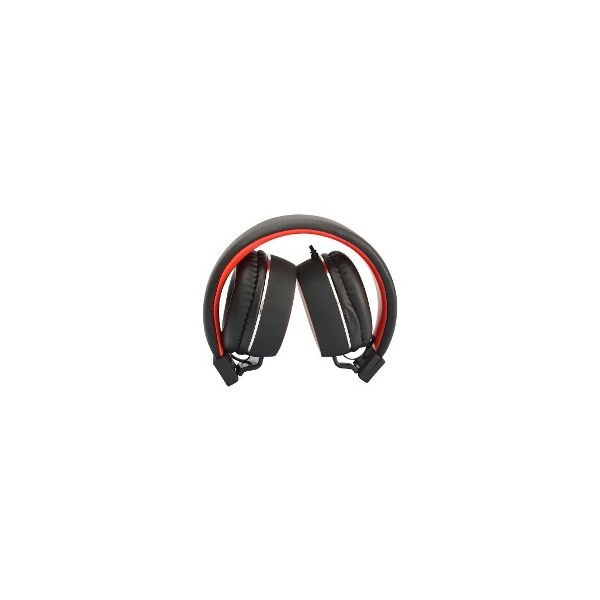 DIADEMA NACEB TECHNOLOGY NA-0310R ROJO 3.5 MM 1.2 M 110 DB +- 3DB