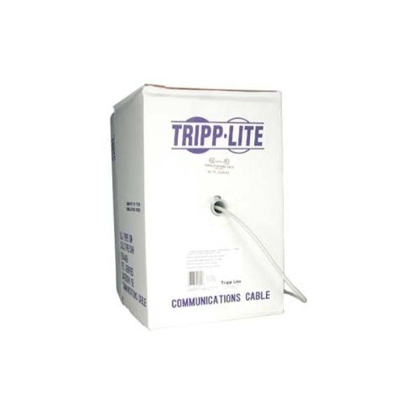 BOBINA DE CABLE TRIPP LITE CAT5E 305 METROS AZUL N022-01K-BL