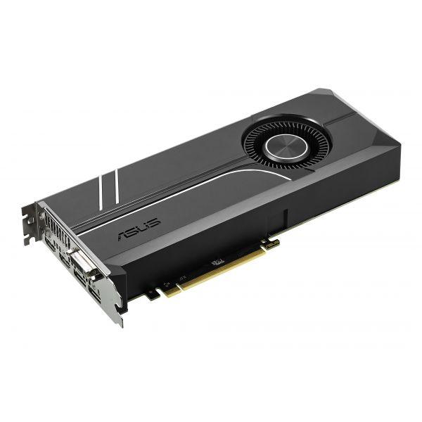 TARJETA DE VIDEO ASUS TURBO-GTX1080TI-11G 11GB GDDR5X HDMI/DP CAJA
