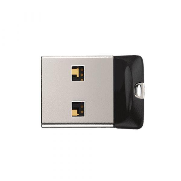 MEMORIA USB FLASH SANDISK CRUZER FIT 64GB (SDCZ33-064G-G35)