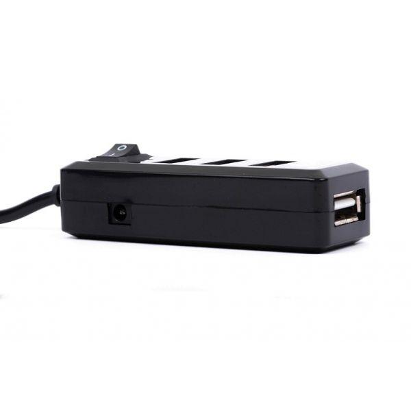 HUB USB NACEB TECHNOLOGY USB-USB COLOR NEGRO