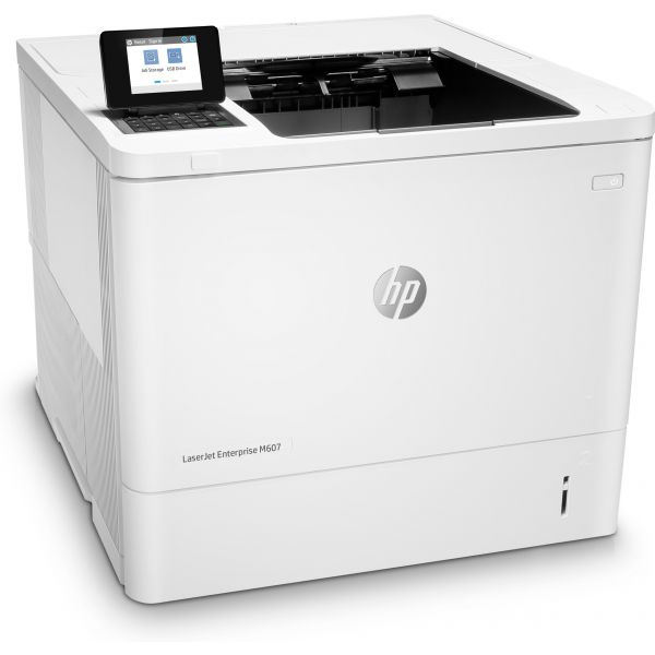 IMPRESORA HP M607DN, 1200 X 1200 DPI, LASER, 55 PPM, 250000 PPM K0Q15A