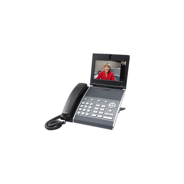 TELEFONO IP POLYCOM CON PANTALLA 7