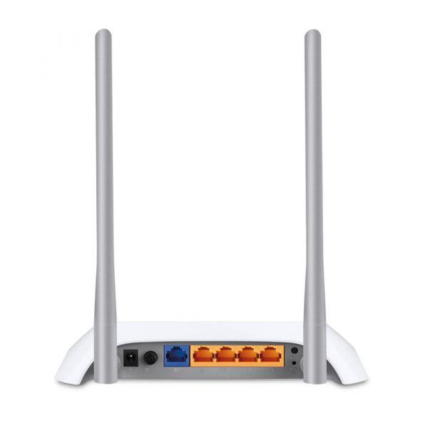 ROUTER INALAMBRICO 3G TPLINK N300MBPS COMP MODEM USB 2 ANT TL-MR3420