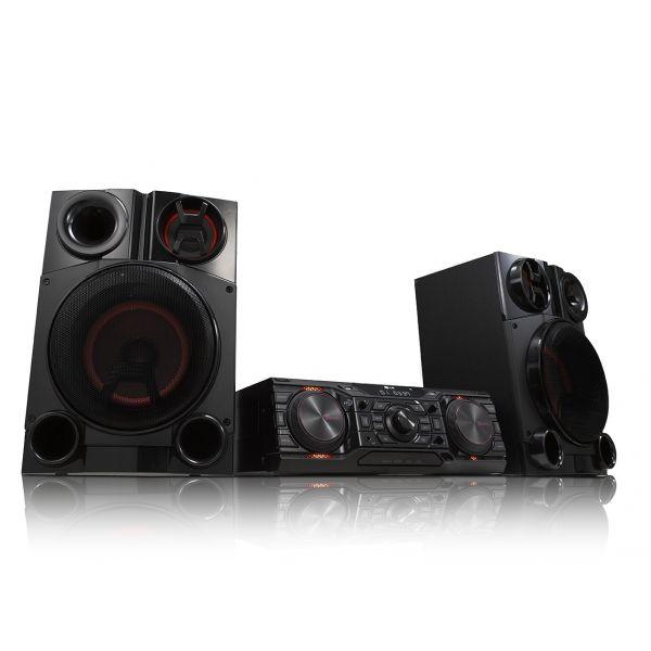 MICROCOMPONENTE LG CM8350 2000W 2.1 2USB CD MP3 BLUETOOTH