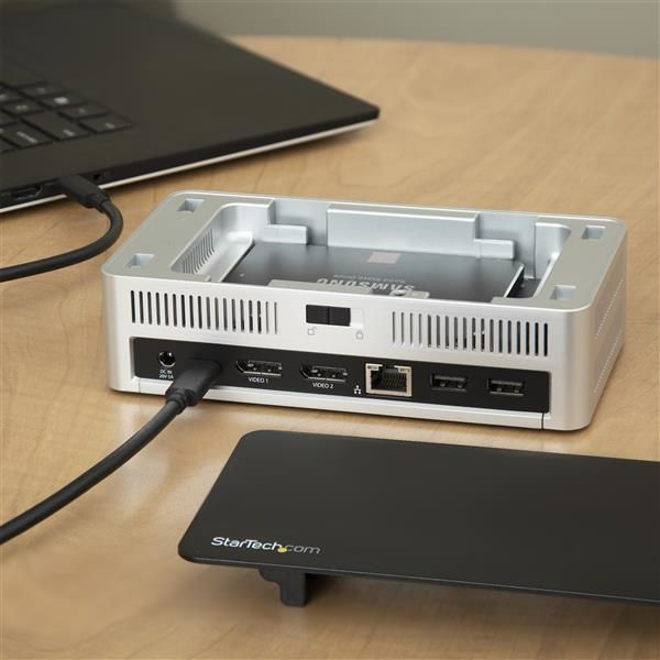 DOCKING STATION STARTECH MST30C2HDPPD USB C PARA LAPTOP 2.5