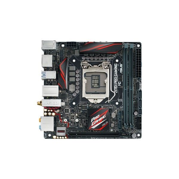 TARJETA MADRE ASUS Z170I PRO GAMING DDR4 HDMI / DISPLAY PORT 1151