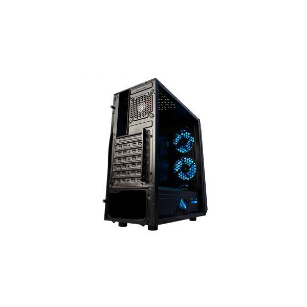GABINETE GAMER GAME FACTOR CSG502 ATX USB 3.0