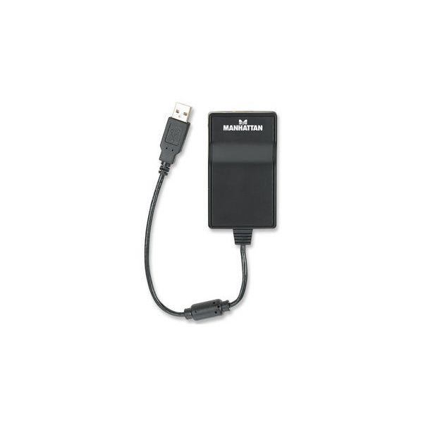 CONVERTIDOR USB 2.0 A HDMI MANHATTAN 151061