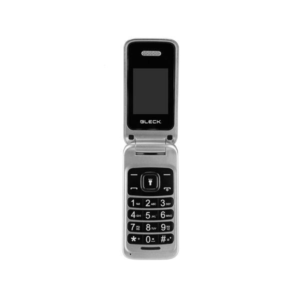 BLECK BL-915526, TELÉFONO MOVIL BÁSICO, PLATA, BL-915526