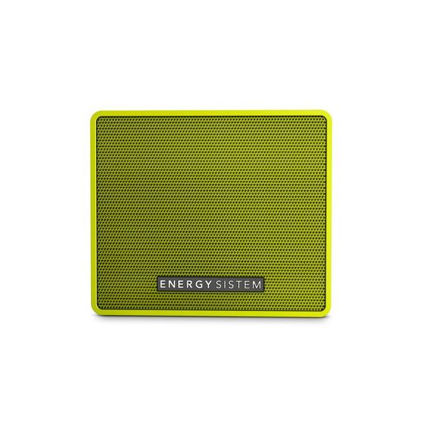 BOCINA PORTATIL ENERGY SISTEM EY-445967 5 W AMARILLO 100 HZ ~ 18 KHZ