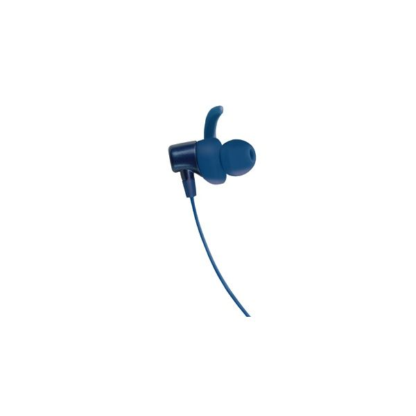 AUDIFONOS ACTECK IN-EAR BLUETOOTH CON MICROFONO AZUL MB-02023