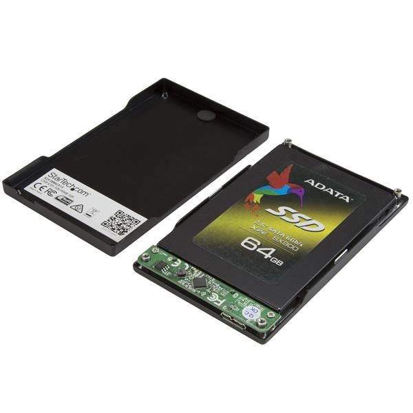 STARTECH GABINETE USB 3.1 10Gbps 2.5