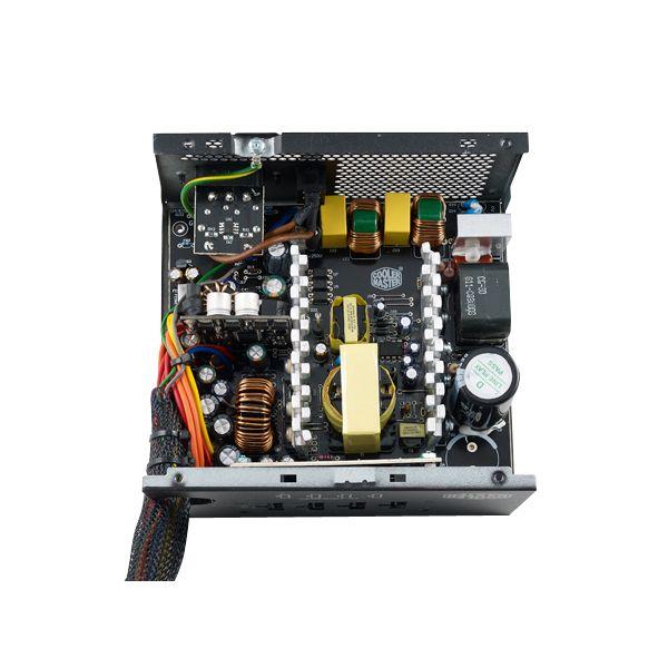 FUENTE DE PODER COOLER MASTER GM 650W  80 PLUS BRONZE RS650-AMAAB1-US