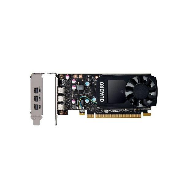 TARJETA DE VIDEO PNY VCQP400-ESPPB QUADRO NVIDIA P400 2GB GDDR5