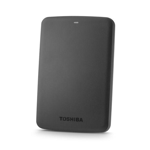 DISCO DURO EXTERNO TOSHIBA CANVIO BASICS 500GB USB 3.0 (HDTB305XK3AA)