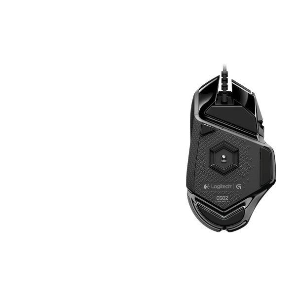 MOUSE GAMER LOGITECH G502 PROTEUS SPECTRUM USB 12 000 DPI (910-004616)