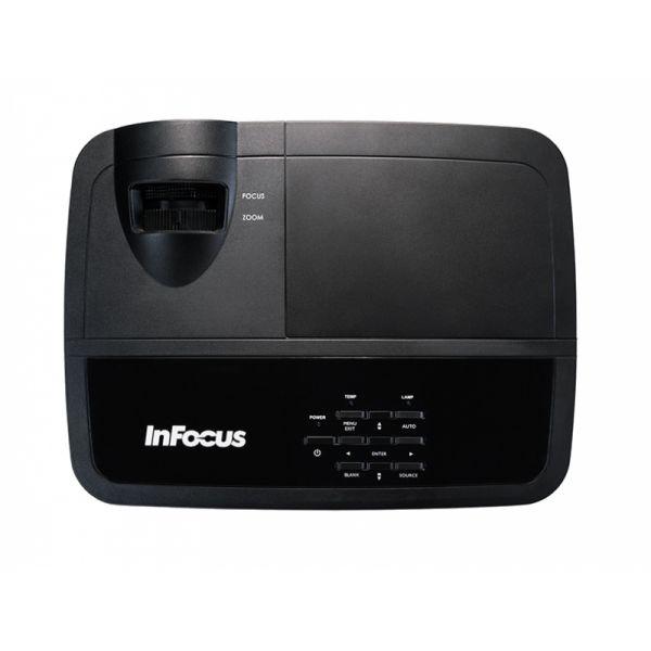 PROYECTOR INFOCUS IN2128HDX DLP, 1080P , 4000 LÚMENES, 3D, CON BOCINAS