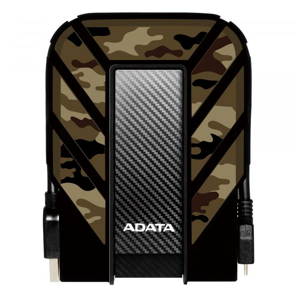 DISCO DURO EXTERNO ADATA HD710M 1TB USB 3.0 VERDE MILITAR