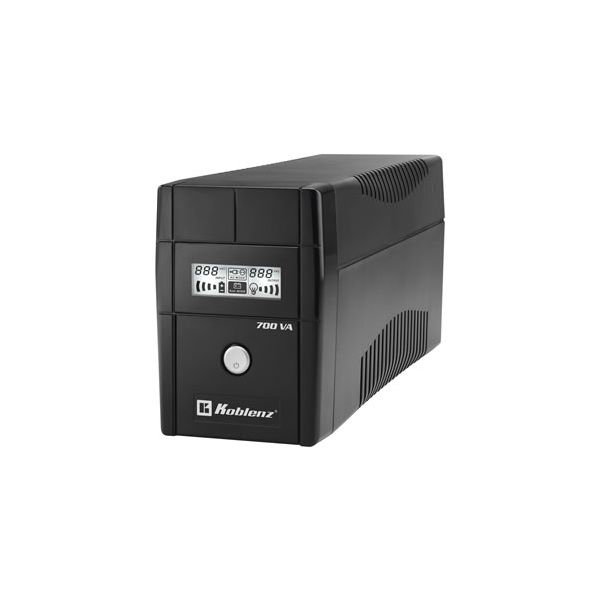 NO BREAK KOBLENZ 7011-USB/R, 700VA, 6 CONTACTOS 00-4190-5