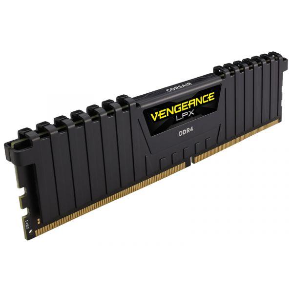 MEMORIA DDR4 CORSAIR VENGEANCE LPX 8GB 2400MHZ 1X8 CMK8GX4M1A2400C14
