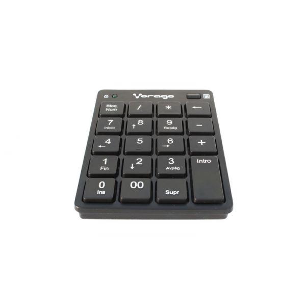 TECLADO NUMERICO VORAGO KB-105 ALAMBRICO USB