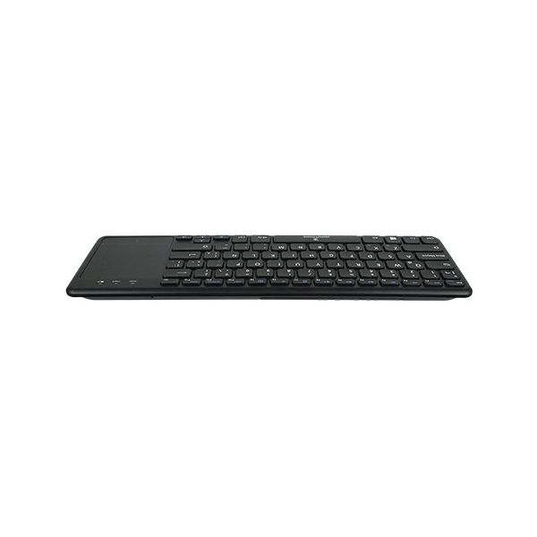 TECLADO INALAMBRICO CON MOUSE PAD PERFECT CHOICE PC-201021