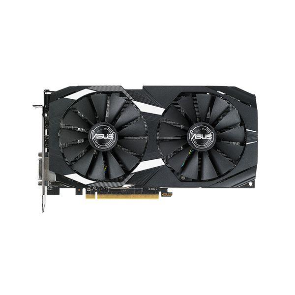 TARJETA DE VIDEO ASUS DUAL-RX580-O4G 4GB GDDR5 256BIT PCIe 3.0 DVI/HDM
