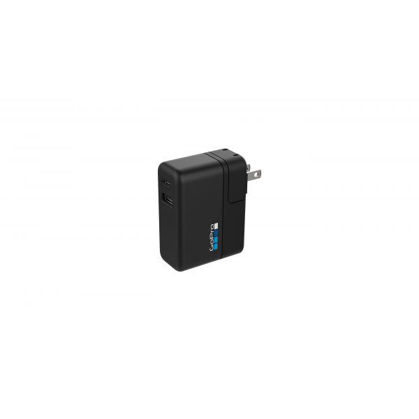 CARGADOR GOPRO SUPERCHARGER PUERTO DUAL USB
