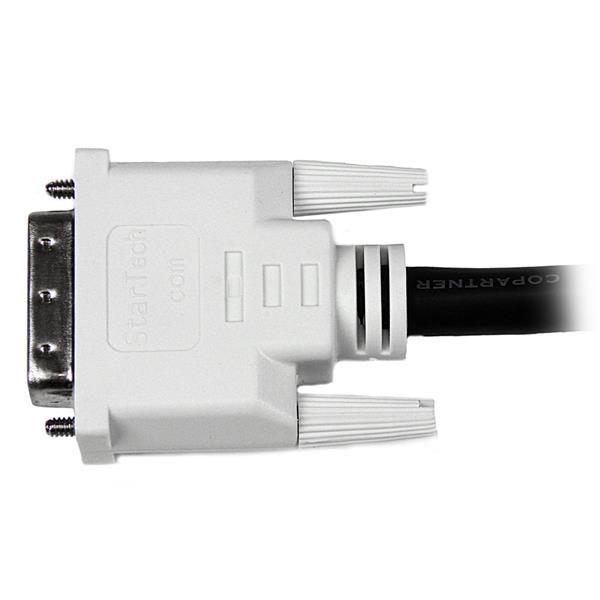 Cable 0.3m DVI-D doble enlace  duallink video macho STARTECH DVIDDMM1
