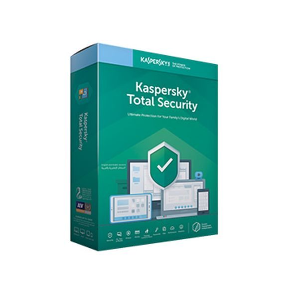 ANTIVIRUS KASPERSKY TOTAL SECURITY 2019 10 LICENCIAS 1YR KL1949Z5KFS-9