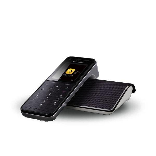 TELEFONO INALAMBRICO PANASONIC DESK/WALL COLOR BLANCO SI SI TFT