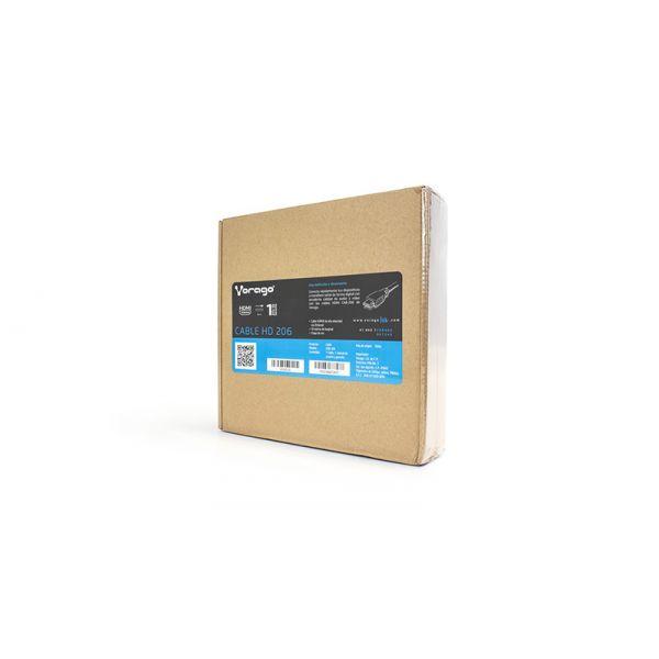 CABLE VORAGO HDMI CAB-206 10 MTS