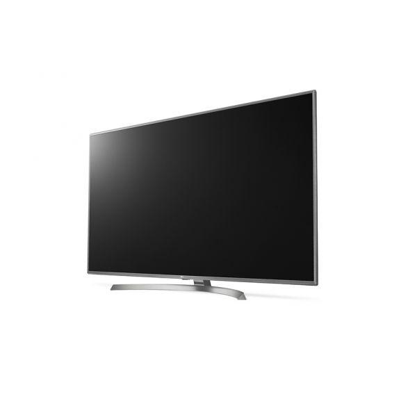 SMART TV LG LED 75'' 4K ULTRAHD WIDESCREEN METALICO/NEGRO 75UJ6520