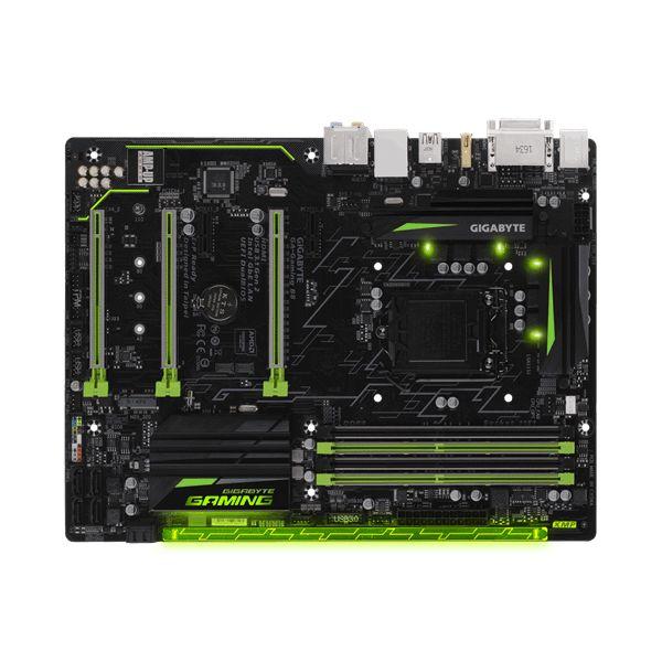 TARJETA MADRE GIGABYTE GA-GAMING B8 DDR4-SDRAM 64GB INTEL