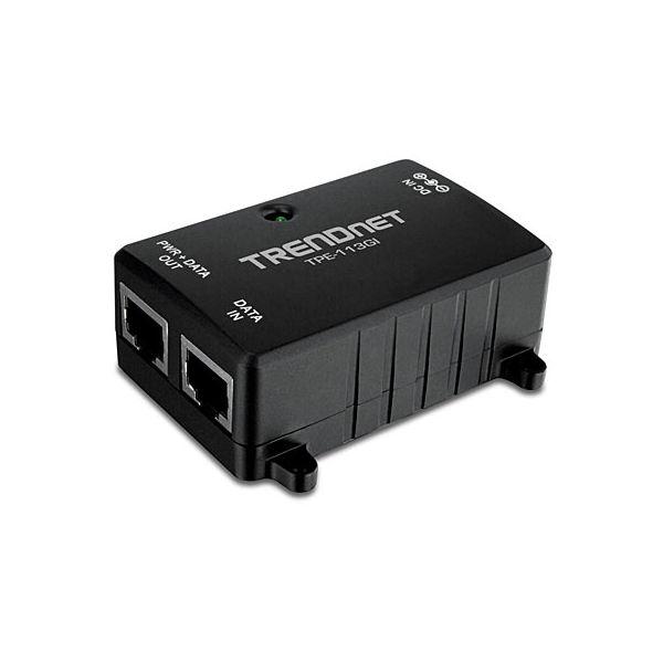 INYECTOR POE TENDA TRENDNET TPE-113GI 48V 101001000 MBIT/S