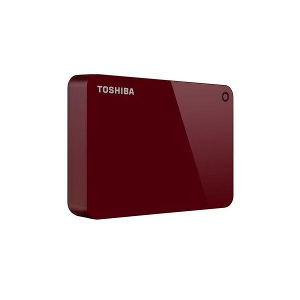 DISCO DURO EXTERNO TOSHIBA CANVIO ADVANCE 2TB 2.5