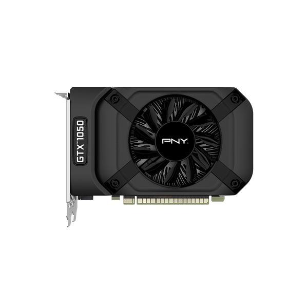 TARJETA DE VIDEO PNY VCGGTX10502PB GTX 1050 2GB DDR5 PCIe3.0 X16 DP 1.
