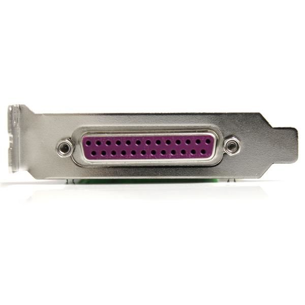 TARJETA PCI PARALELO 1PTO PERFIL BAJODB25 IEEE1284  STARTECH PCI1P_LP