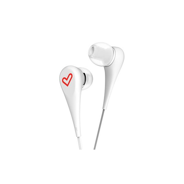 AUDIFONOS ENERGY SISTEM EY-446421 COLOR BLANCO 3.5 MM 1.2 M 90 ± 3DB