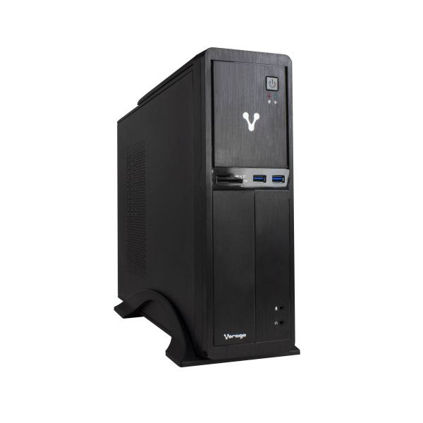 COMPUTADORA VORAGO SLIMBAY 4 ATHLON 200GE 4GB 1TB DVDRW WIN 10